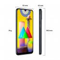 "Samsung Galaxy M31 - 6,4"" - 4+64GB - Quad Cam 64MP - 6000mAh"