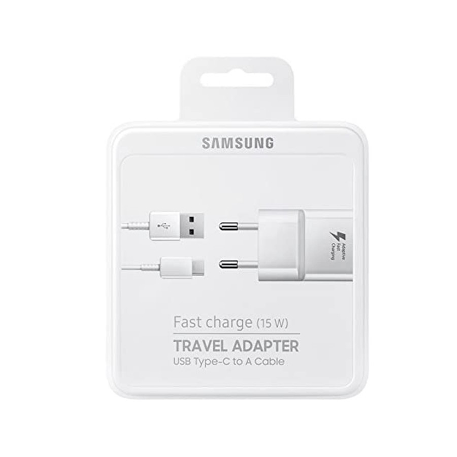 Cargador de red Samsung Travel Adapter - USB-C 2A- 15W