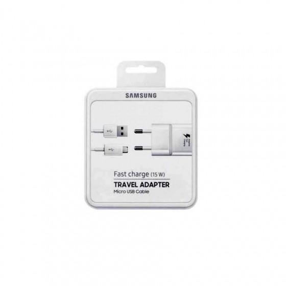Cargador de red Samsung Travel Adapter - microUSB 2A - 15W