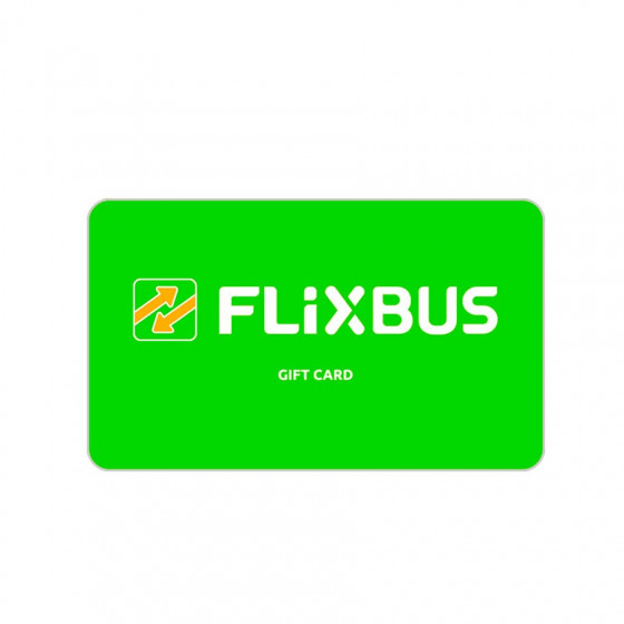 PIN Flixbus - 10 euros saldo para transporte larga distancia - Red interurbanos más grande Europa