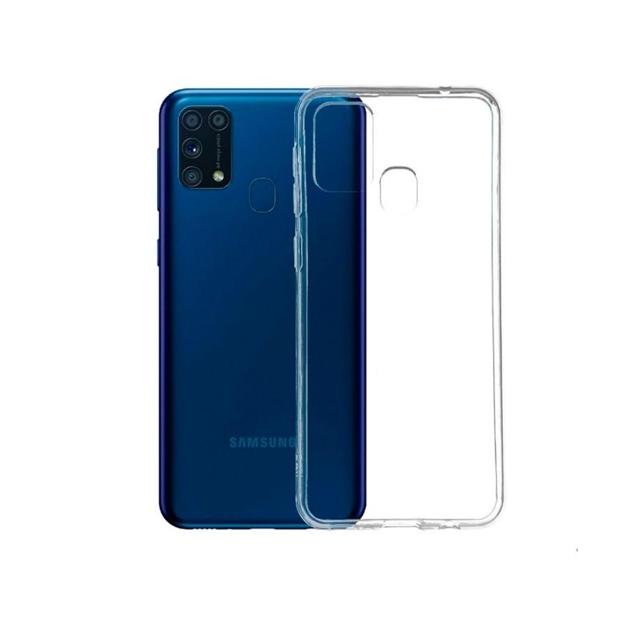"""Samsung Galaxy M31 6,4"""" (funda gel trasera ultrafina)"""