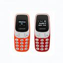 Teléfono móvil en miniatura Mini Móvil Bm 10 - Tarjeta nano SIM + TFT - Bluetooth 3.0