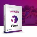 Licencia anual del antivirus Panda Dome Complete - 5 Disposi
