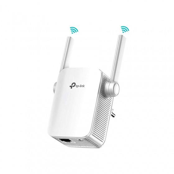 Extensor de cobertura WiFi hasta 300Mbps - TP-Link TL-WA855RE - Antenas MIMO - Indicador LED - Fácil configuración