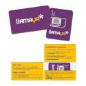 Tarifas móviles de contrato de Llamaya - Llamadas e lnternet 4G - Cobertura Yoigo y Orange