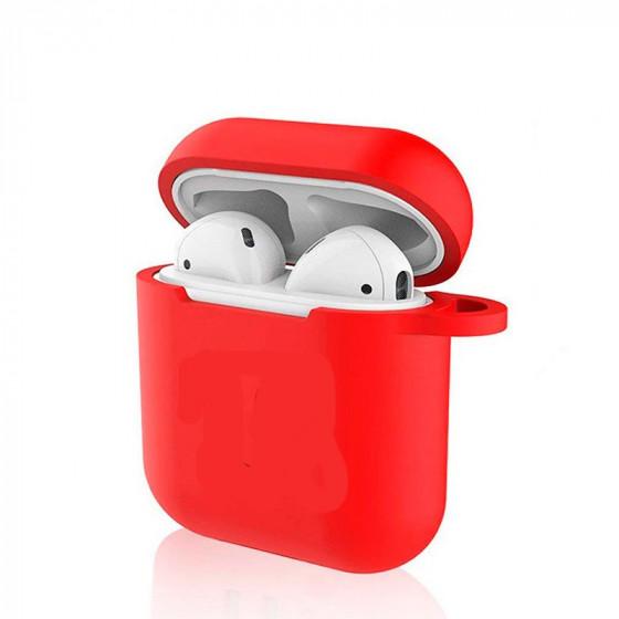 Funda de silicona para audífonos Apple iPods (No original)