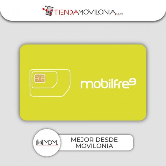 Tarifas móviles Mobilfree - 20% descuento 3 meses - 50GB