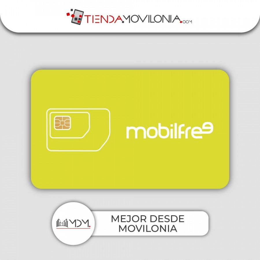 Tarifas móviles Mobilfree - Con descuento durante 3 meses - Cobertura Yoigo y Orange
