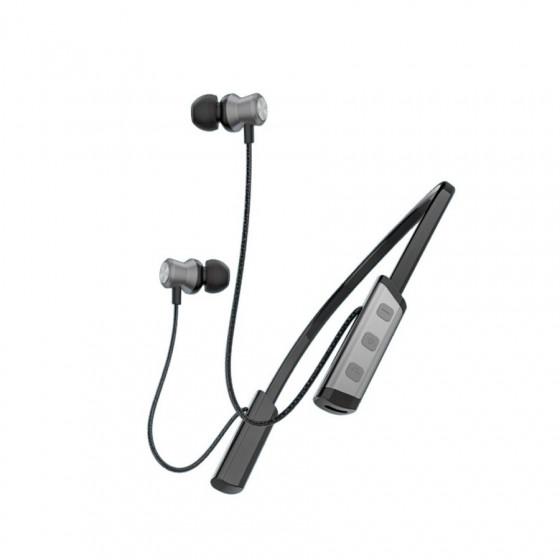 Auriculares Bluetooth BWOO BW 550 - Graves explosivos + mic
