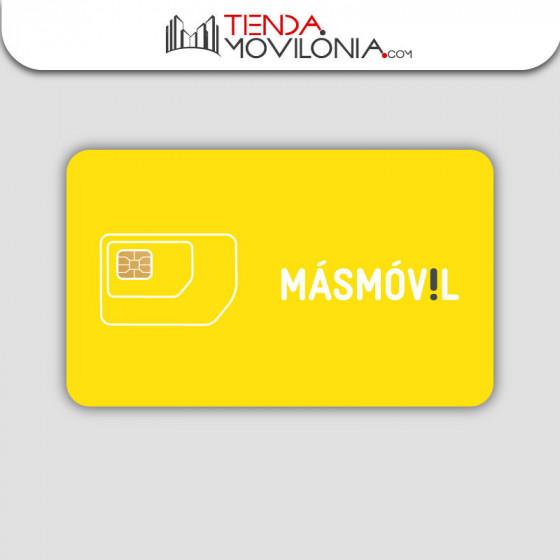 Tarifas móviles de Masmóvil - Llamadas e lnternet 4G - Cobertura Yoigo y Orange