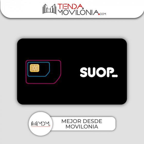 Tarifas móviles de contrato de SUOP - Descuento 10% x 3 meses - Cobertura Orange