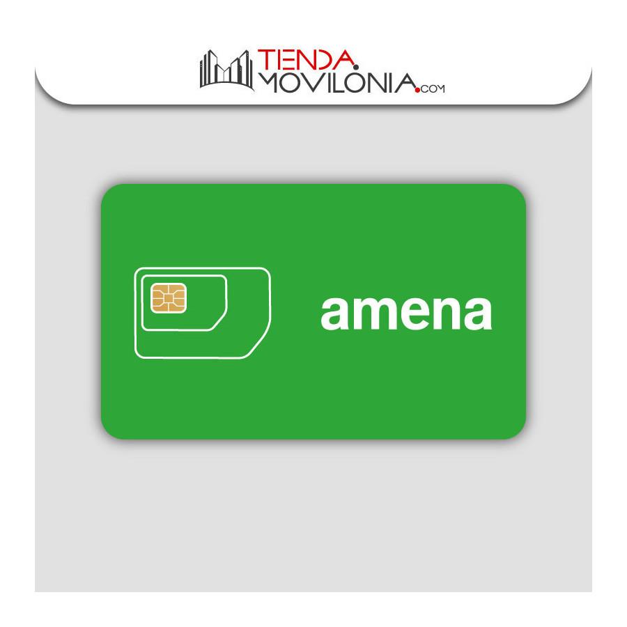 Tarifas móviles de Amena - Llamadas, SMS y 4G acumulable - Cobertura Orange