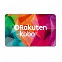 Código digital canjeable en Rakuten Kobo - Saldo para comprar ebook y audiolibros