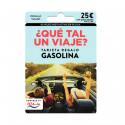Tarjeta regalo Gasolina H24 - Para repostar en gasolineras BP, Galp, Shell y más - 25 euros de saldo