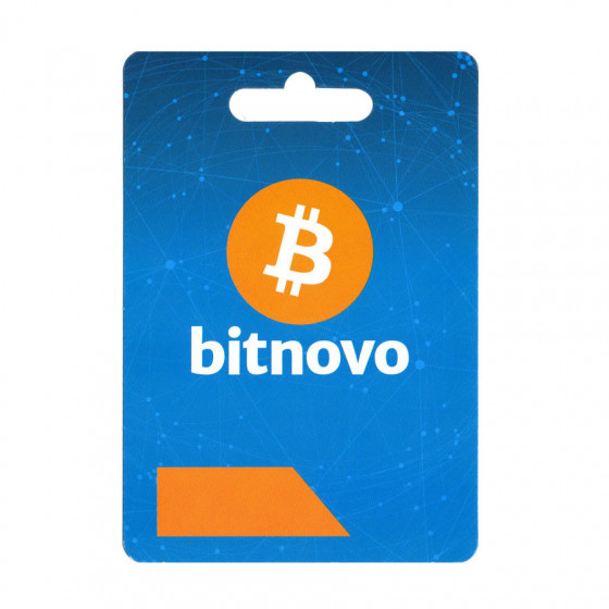 Código digital canjeable en Bitnovo - Entre 25 y 100 euros - Compra criptomonedas - Paga con PayPal