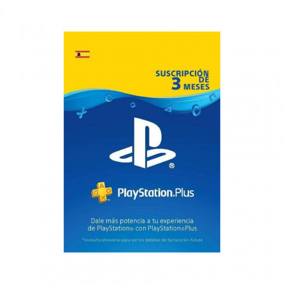 Código digital PlayStation Plus canjeable por suscripción de 3 o 12 meses - Juegos gratis, descuentos...