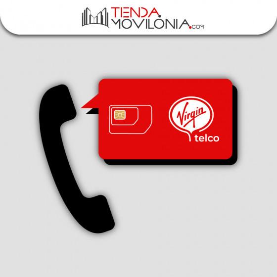 Tarifa Mi Fijo Conmigo de Virgin Telco - Llamadas ilimitadas - Incluye teléfono - 12 meses de permanencia