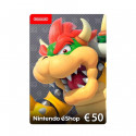 Código digital canjeable por saldo para comprar en Nintendo eShop - Juegos para Switch, 3DS y Wii U