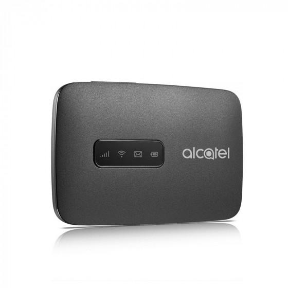 Router MiFi 4G Alcatel Link Zone MW40 - 3G y 4G hasta 150Mbps - Conecta hasta 8 aparatos
