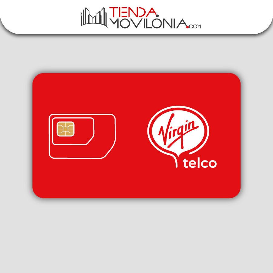 Tarifas móviles de Virgin Telco - Llamadas ilimitadas + GB acumulables - Cobertura Orange
