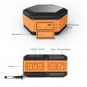 Altavoz Hexagonal Bluetooth portátil + Reproductor