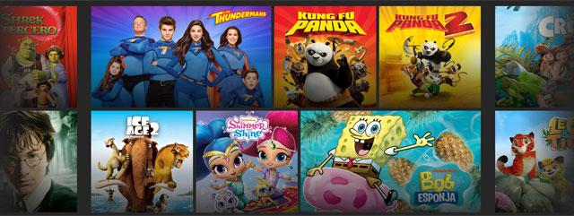 Kids, contenidos infantiles de HBO España