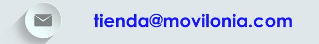 e-mail de la tienda Movilonia.com