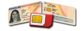 DNI para activar tarjeta SIM